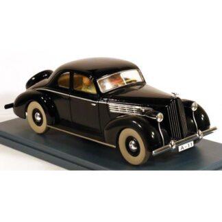 Tintin - 1:24 Modellbil #28 - Muskar XII