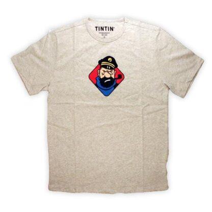 Tintin - T-Shirt - Kapten Haddock - Svärord