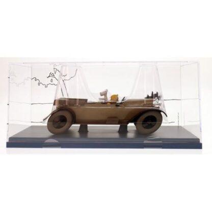 Tintin - 1:24 Modellbil #31 - Mercedes