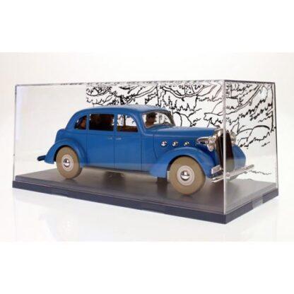 Tintin - 1:24 Modellbil #32 - Bianca Castafiore Bil