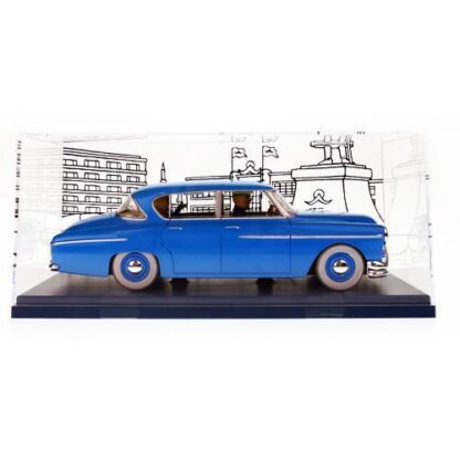 Tintin - 1:24 Modellbil #34 - Förfalskarens bil
