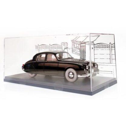 Tintin - 1:24 Modellbil #35 - Jaguar MK1