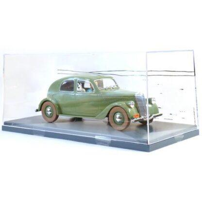 Tintin - 1:24 Modellbil #44 - Lancia Aprilia