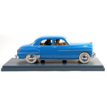Tintin - 1:24 Modellbil #45 - Coronet Dodge
